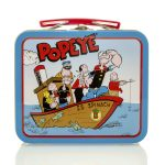 Popeye Lunch Box